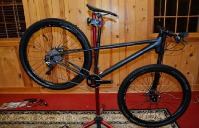 2014 Cannondale F29er Black Inc. SMALL