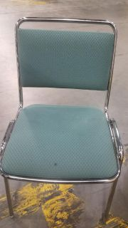 metal-framed Office|Event Chairs Multi-Purpose Use
