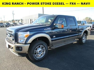 2014 Ford F-250 Super Duty King Ranch