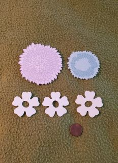 Flower Die Cuts