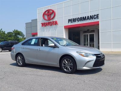2016 Toyota Camry L (Celestial Silver Metallic)