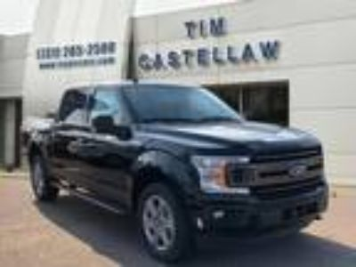 2018 Ford F-150 Black, new