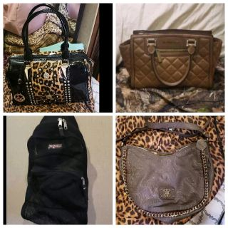 MICHAEL KORS & ONLY LANY & GUESS & JANSPORT