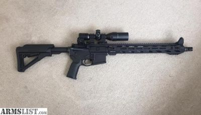 For Sale/Trade: Ruger Custom AR-15