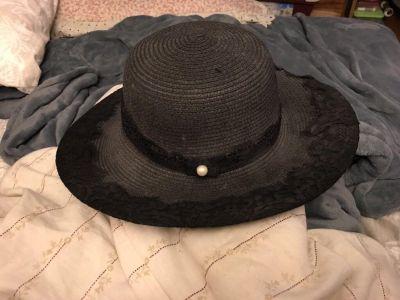 Large hat for women