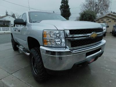 2012 Chevrolet Silverado 2500 HD Crew Cab LT Pickup 4D 6 1/2 ft