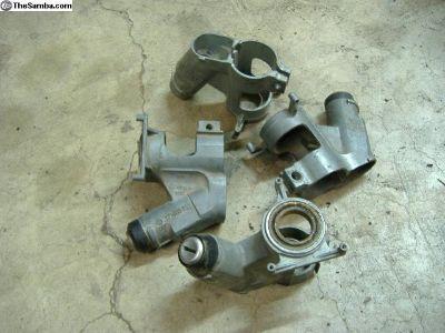 VW-Audi steering ignition housing NO Key
