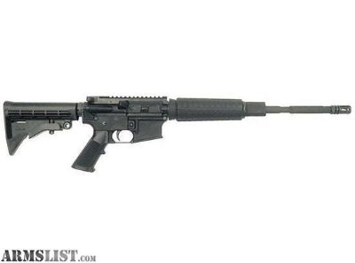 For Sale: Anderson AM15-BR 5.56 NATO