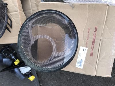 993 used Headlight lens, HID kit