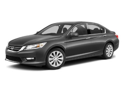 2014 Honda Accord EX-L V6 (Not Given)
