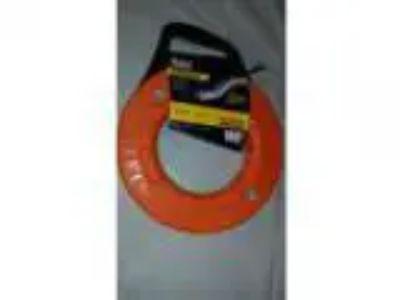 Klein Tools non-conductive fiberglass fish tape