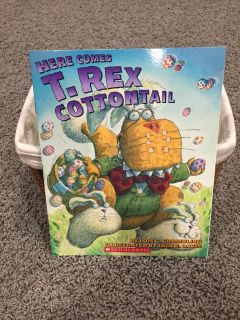 Here Comes T. Rex Cottontail