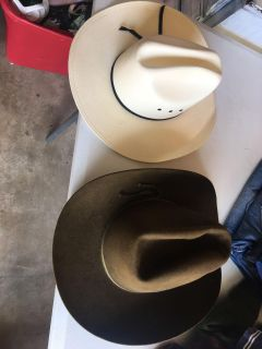 Cowboy hats from boot barn