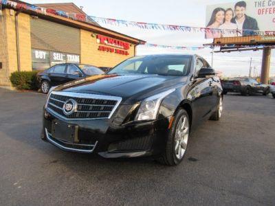 2013 Cadillac ATS 4dr Sdn 2.0L Luxury RWD