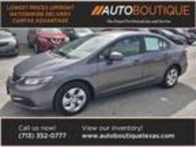 used 2015 Honda Civic for sale.