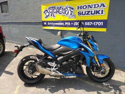 2016 Suzuki GSX-S1000 ABS Standard/Naked Motorcycles West Bridgewater, MA