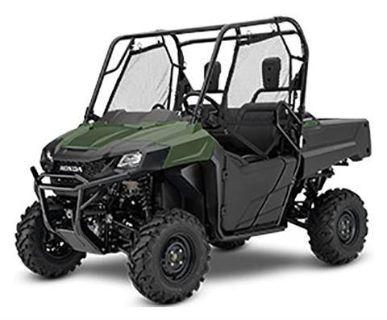 2019 Honda Pioneer 700 Side x Side Utility Vehicles Bessemer, AL