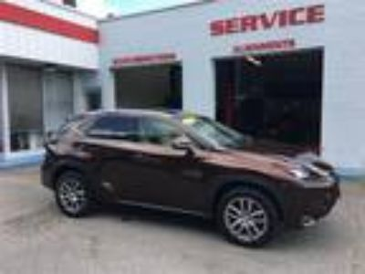 Used 2016 LEXUS NX For Sale