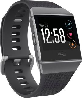 REDUCED ***NEW FITBIT IONIC***LARGE Band***+5 BANDS & SCREEN PROTECTORS
