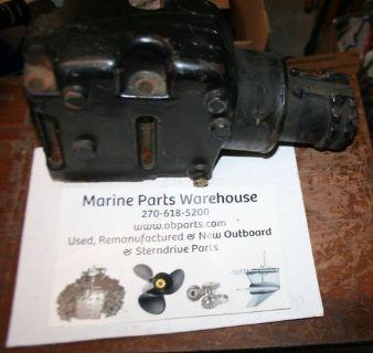 Find used freshwater mercruiser center riser manifold v-6 or v-8 motorcycle in Scottsville, Kentucky, United States, for US $49.99