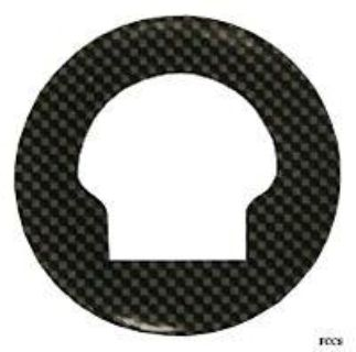 Find GAS CAP COVER DECAL SUZUKI CARBON LOOK DECAL motorcycle in Ashton, Illinois, US, for US $6.99