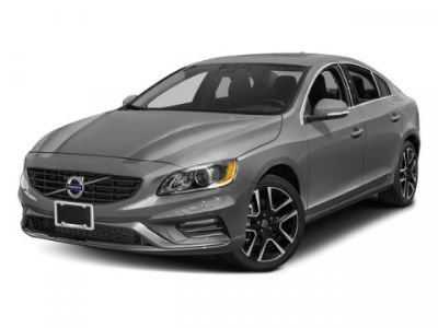2018 Volvo S60 Dynamic (Osmium Grey)