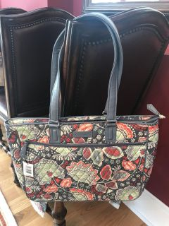 Brand New with Tags Vera Bradley Work Tote