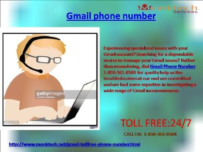 Dispose of issues with Gmail signal like ne'er before 1-850-316-4893