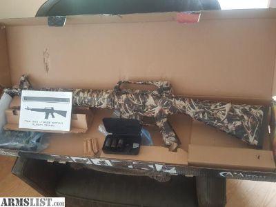 For Sale: MKA 19 19 semi auto shotgun AR