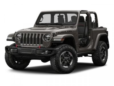 2018 Jeep Wrangler Rubicon (Billet Silver Metallic Clearcoat)