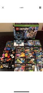 Xbox one Lego Dimensions LOTS