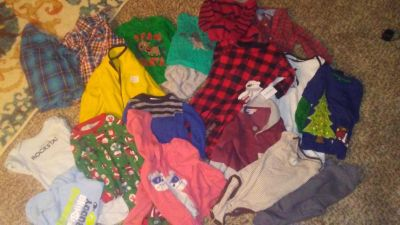 Baby boy clothes lot 12 to 18mo
