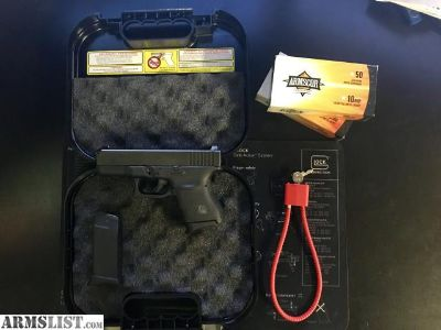 For Sale: Glock 29
