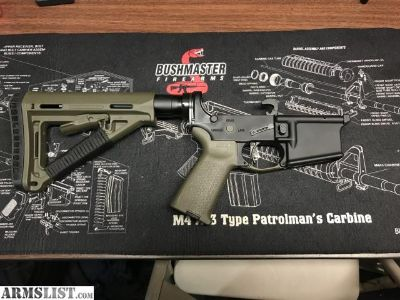 For Sale: Spike complete lower