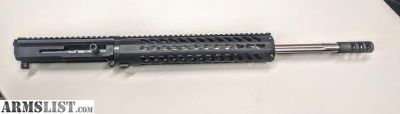 For Sale: AR-15 GIBBZ SIDE CHARGER UPPER W/ 1-8 TWIST WYLDE FLUTED STAINLESS BARREL