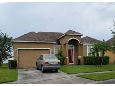 4 Bed 2 Bath Foreclosure Property in Kissimmee, FL 34744 - Wood Thrush Dr