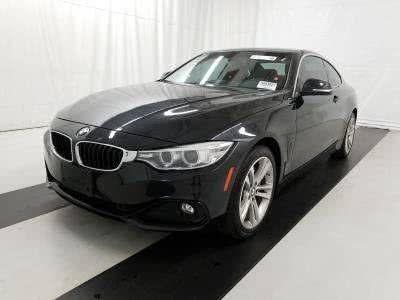 2016 BMW 4 Series 2dr Cpe 435i xDrive AWD (Black)