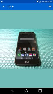 Boost Mobile lg x charge 16gb best offer or trade