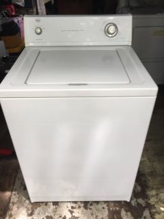 Roper Whirlpool Washer Extra Large Capicity