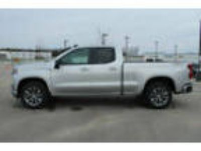 """2019 Chevrolet Silverado 1500 4WD Double Cab 147"""" RST 4WD Double Cab 147"""" RST"""