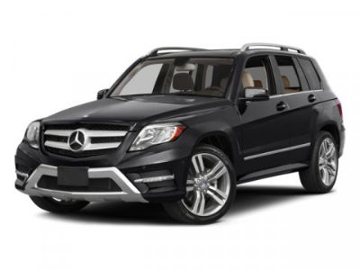 2015 Mercedes-Benz GLK-Class GLK350 4MATIC (Red)