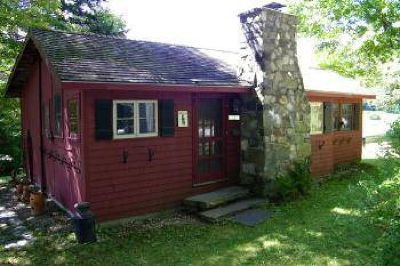 $149,000 Plymouth 1BR 1BA, CLASSIC VERMONT COTTAGE On the edge of