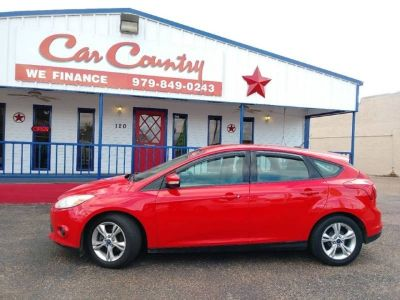2013 Ford Focus SE 4dr Hatchback