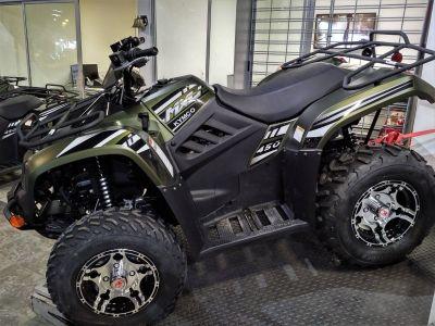2019 Kymco MXU 450i LE ATV Sport Utility Salinas, CA
