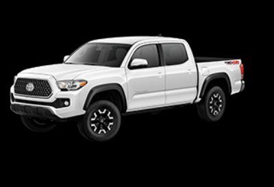 2018 Toyota Tacoma TRD Off-Road (Super White)