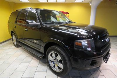 2007 Ford Expedition Limited (Black)