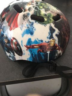 Child s Avenger s Bike Helmet
