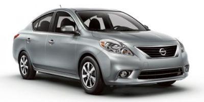 2013 Nissan Versa 1.6 S (Red Brick Metallic)