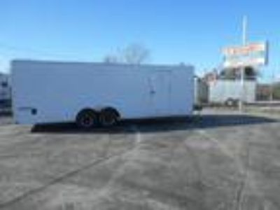 "2018 Impact Trailers Tremor 8524 Car Hauler - 6 ' 6 "" Interior"