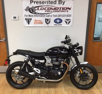 2019 Triumph Bonneville Speed Twin Cruiser Mahwah, NJ
